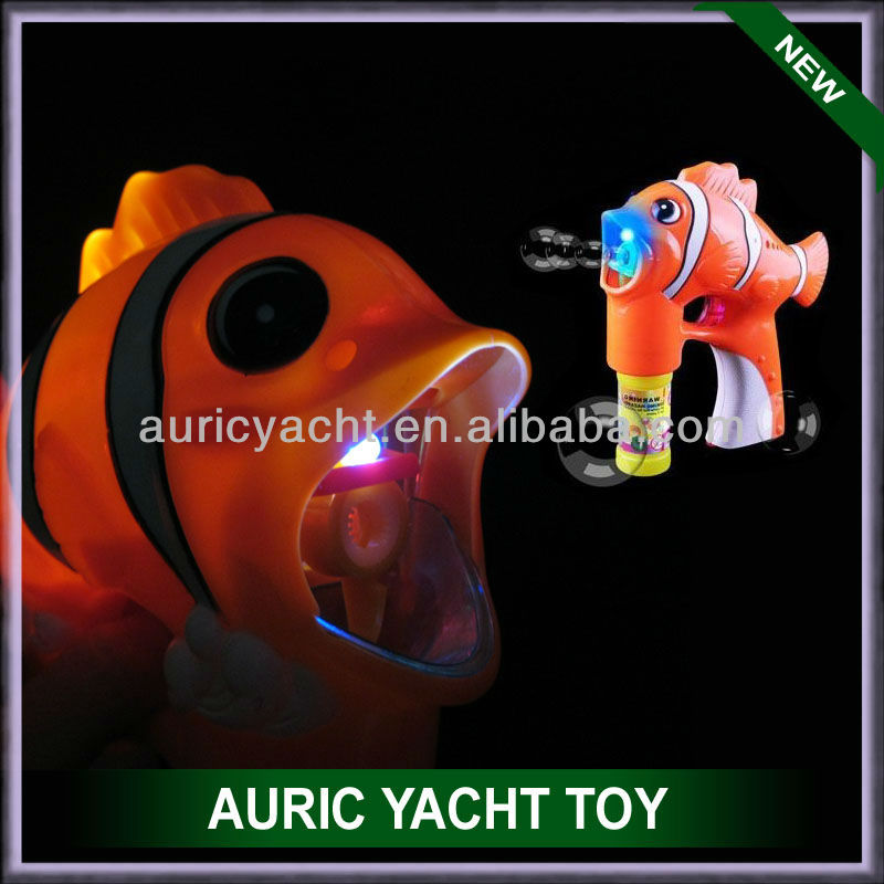 clownfish bubble gun
