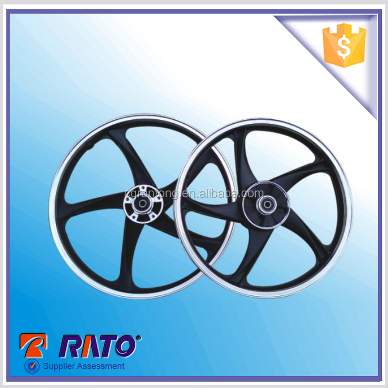 Chinese cheap aluminum alloy 17 inch motorcycle wheels and rims