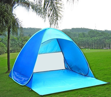 Waterproof&amp; Anti-uv Travel Camping <strong>Tent</strong> 2 Persons Instant Pop Up <strong>Tent</strong> Portable Sun Shelter Outdoor Ultralight Camping <strong>Tent</strong>