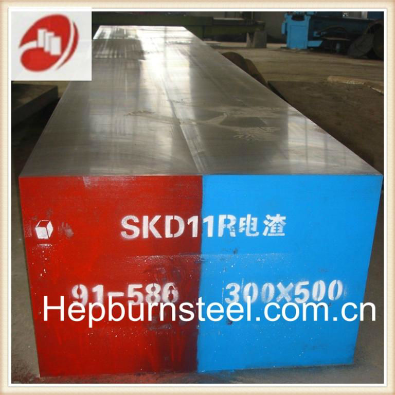 D2 / 1.2379 / SKD11 cold work tool steel bar