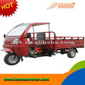 2013 New 175cc Cargo Tricycle with Passenger Seat