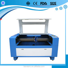 100w 150w Reci Laser tube id card laser engraving machine for engraving and cutting nometal industry advertising product