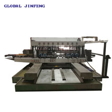 JFD-2025-20 Spindles horizontal glass double edger and grinding machine