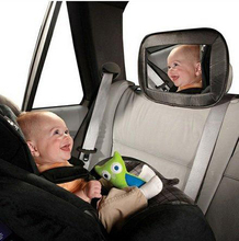 Car baby safety back seat mirror