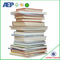 Educational Preschool Book Printing With Perforation,Coupon Book,Soft Cover Book Printing