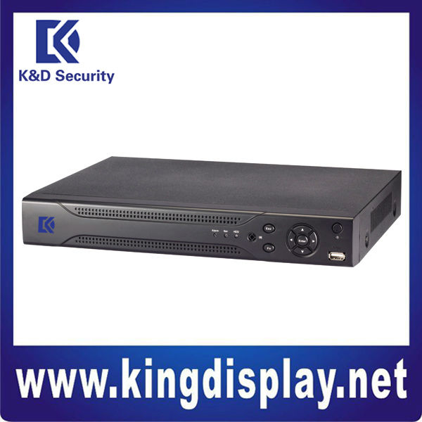 4/8/16CH H.264 CCTV 1U Security Network DVR System