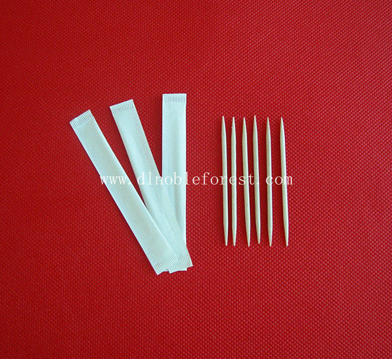 Disposable Wood Toothpick--Popular Selling In American Market