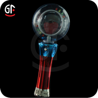 Strict Quality Contriol Led Light Up Spinning Toy With Free Sample