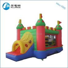 indoor amazing home use inflatable air castle