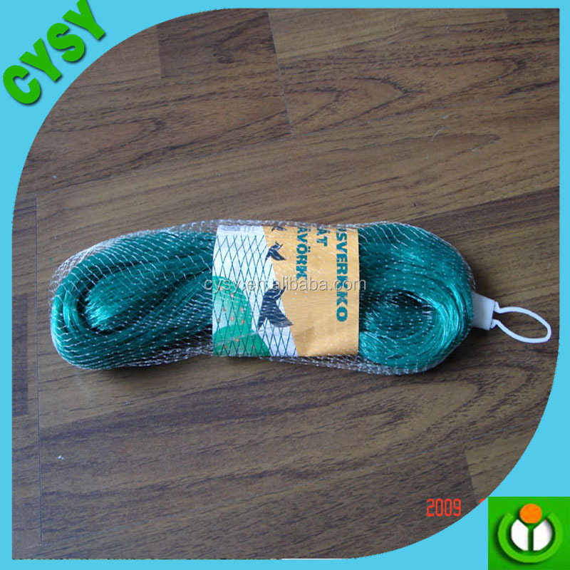 Plain woven purity material animal catching nets