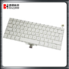 Replacement original clavier For Macbook A1181 french FR keyboard white