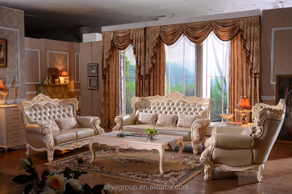 gs04 white leather living room sets of star sofa