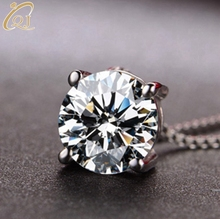 DEF VVS diamond price per carat VVS clarity Forever brilliant moissanite for wedding jewelry