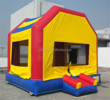 Halloween inflatable haunted house/inflatable bouncer castle B1097