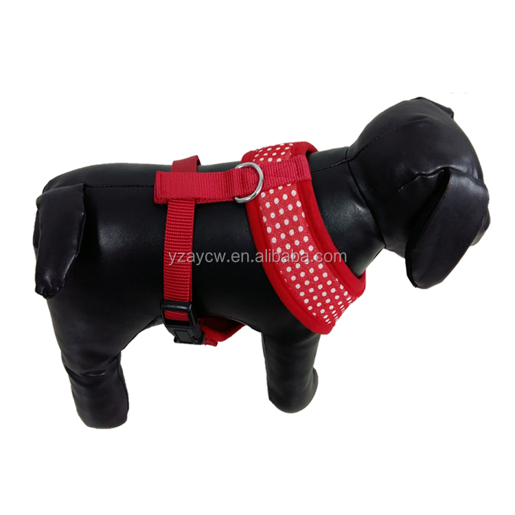 Chest straps chinese new year dog clothes tactical dog vest