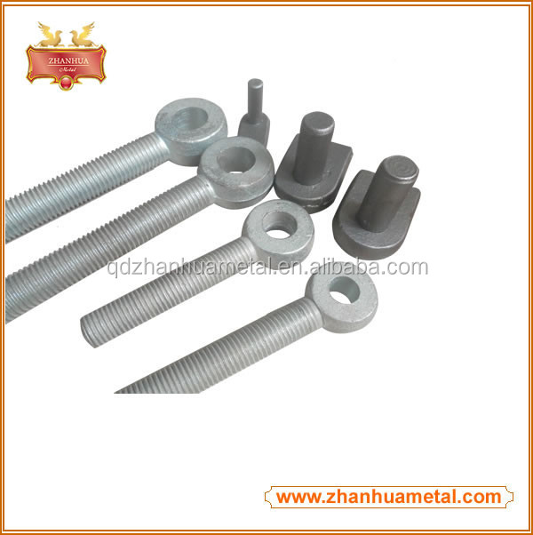 All Forged Wrought Iron Rigging Hook Gate Fastener