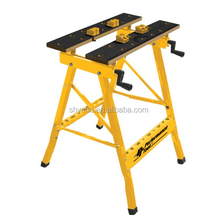 Best Selling Foldable Wood Work Bench,work bench with bench vice