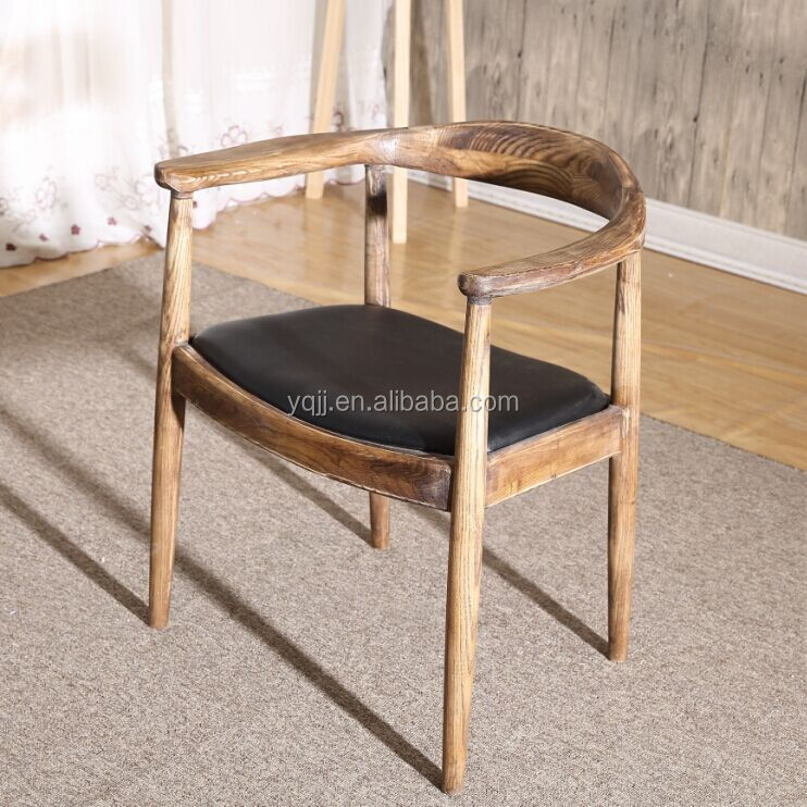Wooden modern restaurant chair for sale used