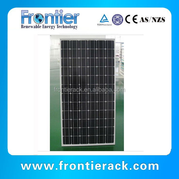 2016 china high quality 210w cheap solar panel monocrystalline