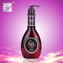 Oem smooth natural natural plant active ingredient of vanilla smoothing hair gel products