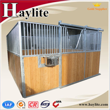 hot dip galvanized or powder coated horse stall