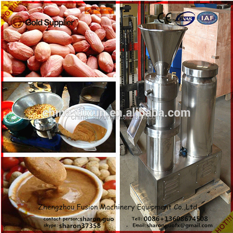 CE APPROVED colloid milling machine/food processing colloidal mill