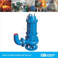 QW electric submersible water pump, submersible electric pump