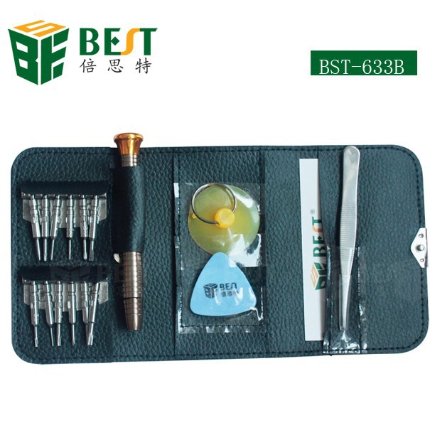 BST-663B 16pcs in 1 Cell phone repair screwdriver set