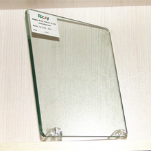 Glass factory in China modern table of living 5mm 6mm 8mm tempered flat float glass