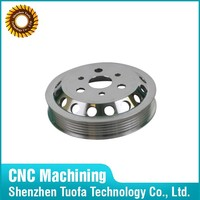 Custom Motorcycle Damping Adjustable kits CNC Machining