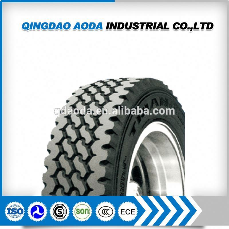 Commercial 185/70r14 10.00r20 11.00r20 Triangle Truck Tire