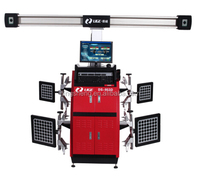 high precision 3D tire aligner equipment garage vehicle alignment