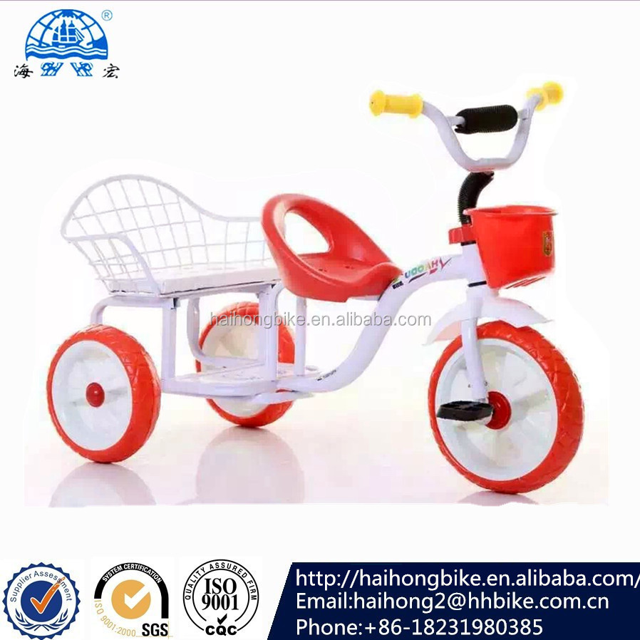 2016 shanghai fair new baby tricycle/kids trike/lovely baby tricycle made in China