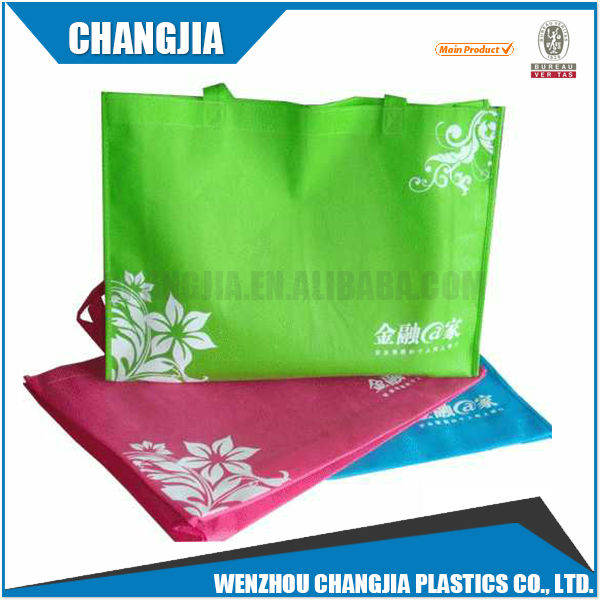 promotional reusable folding custom shopping bags