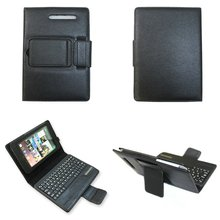 plastic Keyboard Leather Cover Case for Google Nexus 7