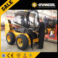 china brand XCMG XT760 racoon skid steer loader