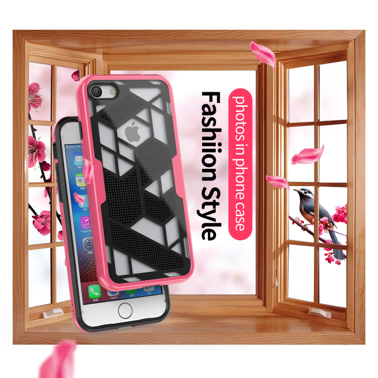 High Quality Design DIY Photos phone covers for iphone 8,for iphone 8 phone case tpu pc