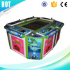 Hold Well Fishing Amusement Indoor Shooting Game Machine Fire Kirin Fish Game Coin Pusher