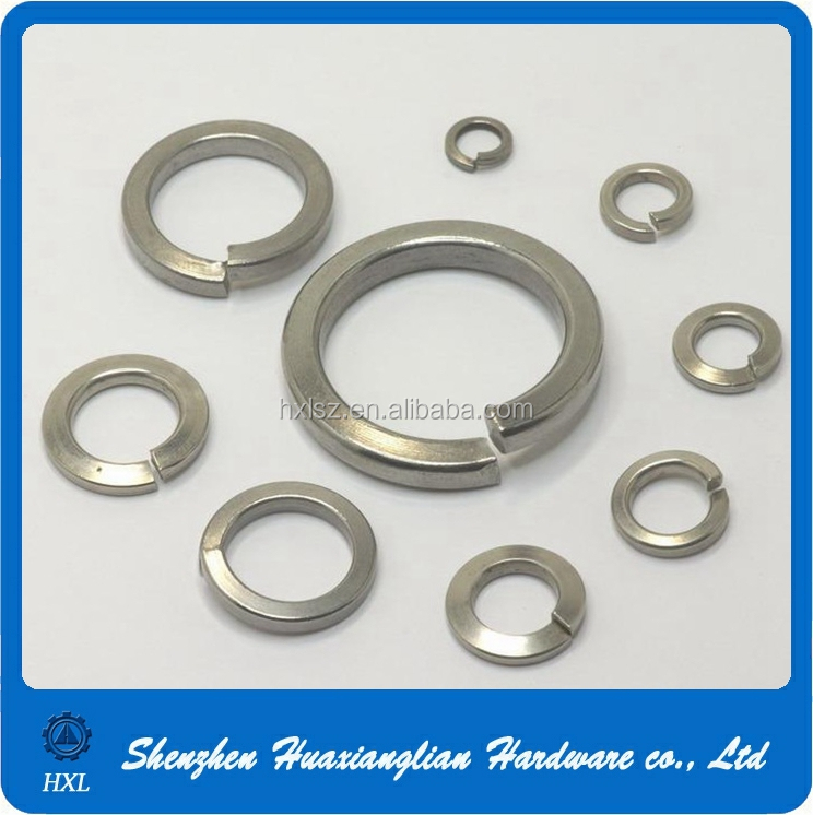Oem China Manufacturers Steel Metal Spring Washers Square Washer ...