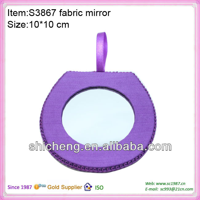 Customized pocket size mirror
