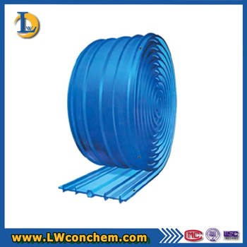 Good Tearing Strength PVC Waterstop For Expansion Joint Building Project