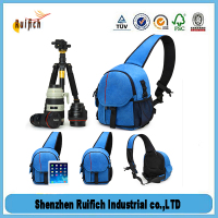 Promotional shoulder camera bag,portable dslr camera bag,customized camera bag