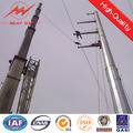 11m High voltage power steel transmission pole