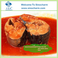 Top Sale Canned Mackerel in Tomato Sauce Canned Seafood