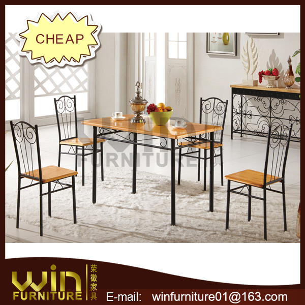china furniture export wholesale restaurant furniture table and chairs 4 restaurant
