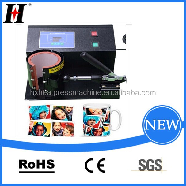 Mug press machine/mug transfer printing machine/picture transfer printing