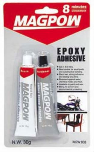 Steel Epoxy Bond Adhesive