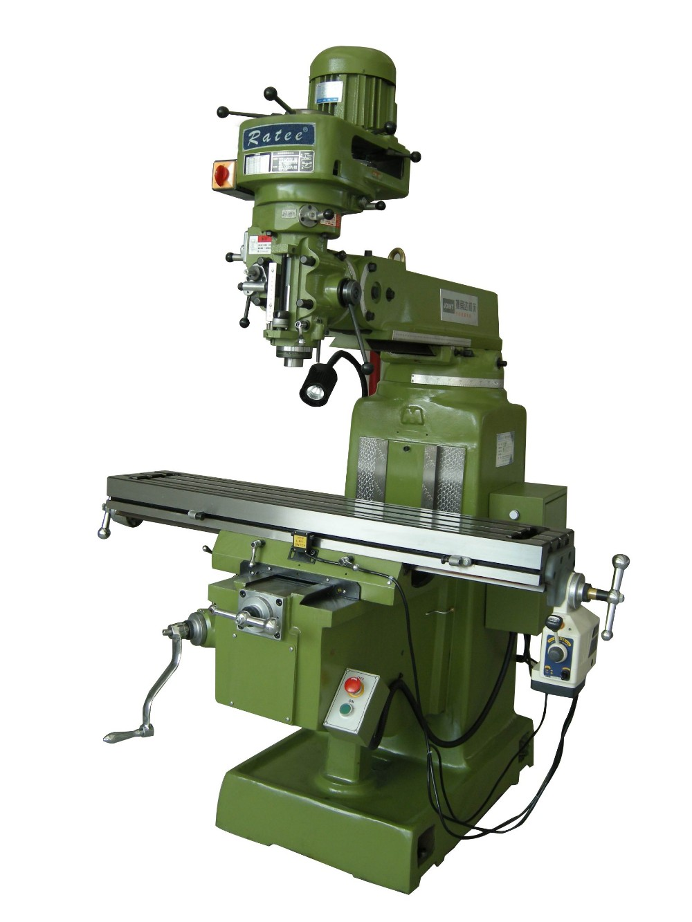 Low price best selling / Taiwan parts / high quality turret Milling Machine 3E