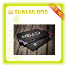 2015 HOT CR80 Printed Smart Card/PVC Card/Rfid Card with Factory Price
