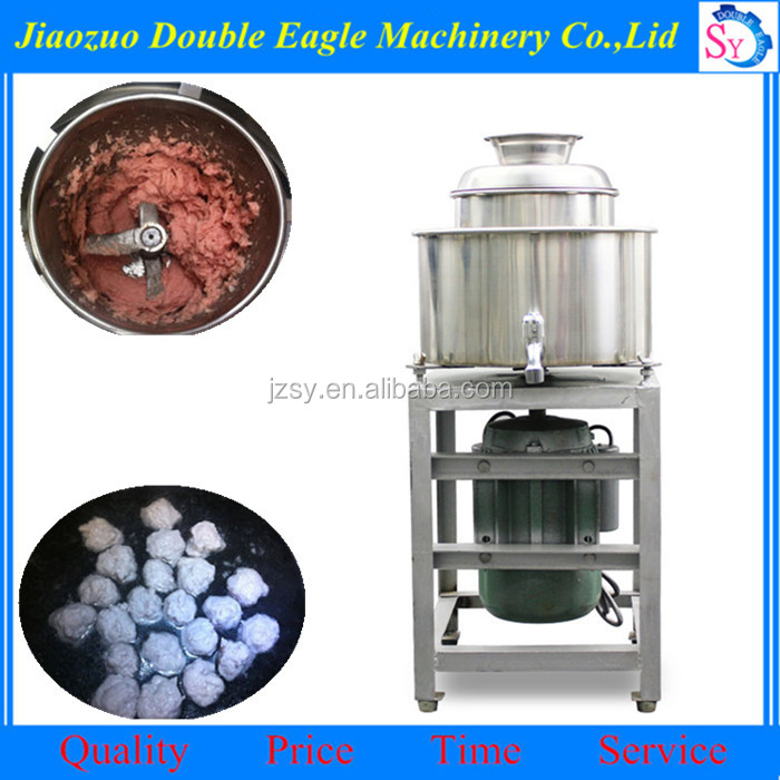Factory price cheap Fish ball meat beating machine for sale(Skype:wendywin2015)